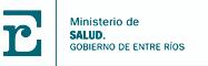 MINISTERIO SALUD ENTRE RÍOS LOGO